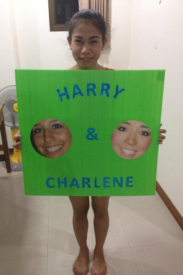 Harry & Charlene